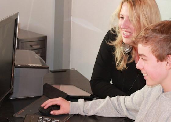 Workshops für und mit Jugendlichen